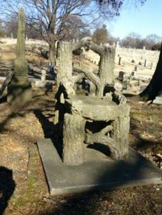 Elmwood Cemetery Memphis TN 2014