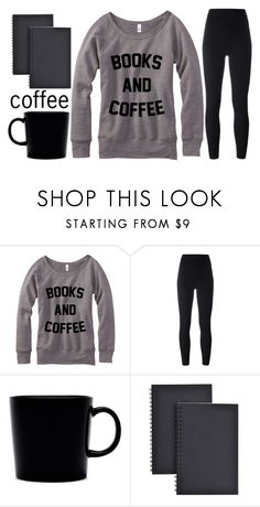 """casual coffee date"" by j-n-a ❤ liked on Polyvore featuring adidas Originals, iittala and Universal"