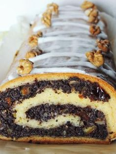 Polish Recipes, Polish Desserts, Banana Nut Bread, Holiday Baking, Christmas Cookies, Deserts, Dessert Recipes, Food And Drink, Sweets
