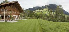 Louis Benech garden Gstaad