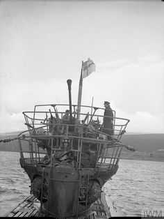 On 8th May 1945, generally known as V-E Day, which marked the end of the war in Europe, around 153 U-Boats were in differents stages of combat. Operational U-boats were ordered to surface and sail for Allied ports flying a black flag of surrender. Most made for the UK, although a few reached the US. On 9th May 1945, the first of over 150 surrendered boats started to arrive, but more than 200 were scuttled. Of those surrendering, a quarter were taken over by the Allied powers and the rest…