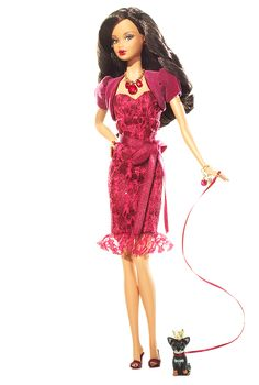 2007 Miss Garnet™ Barbie® Doll | Barbie Collector, Release Date: 6/1/2007 Product Code: L7572, $24,95 Orginal Price