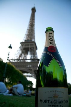 It's Champagne Friday Again.... Cheers from Paris!!!!!