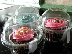 Take your cupcakes with you :-) - wechooseorganic.com