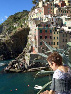 Cinque Terre, Italy.  Sept 2012