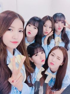 Gfriend on immortal song