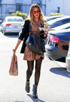 'Sin City: A Dame To Kill For' actress Jessica Alba heads to her office in Santa Monica, California on December 9, 2014. Jessica stopped by Whole Foods to pick up some healthy snacks before starting her work day!