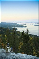 Koli National Park - View of lake Finland Places Around The World, Oh The Places You'll Go, Places To Travel, Places To Visit, Around The Worlds, Helsinki, Parc National, National Parks, Lappland