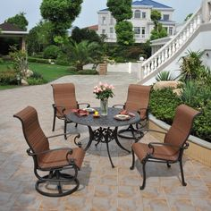Patio furniture | ... Review of the New Hanamint Patio Furniture for 2013! | Family Leisure
