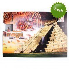 Der Maya Weltuntergangs -Adventskalender