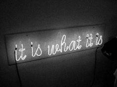 it is....