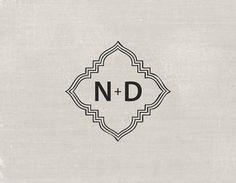 N + D Monogram