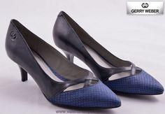 Gerry Weber lábbeli igazán nőies és egyedi!  #gerry_weber #gerry_weber_webshop Sherlock, Peeps, Valentino, Kitten Heels, Peep Toe, Shoes, Fashion, Moda, Zapatos
