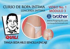 CURSO DE ROPA INTIMA - Lencería íntima Tomo 1 Módulo 3 Video 1