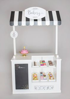 BAKERY PLAY STAND | INTERCHANGEABLE THEMES - Styled By Mama