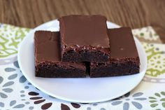 Sarah Bakes Gluten Free Treats: gluten free vegan frosted chocolate cookie bars