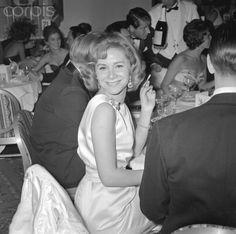 Tina Onassis Enjoying Party 1960