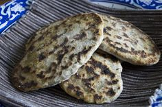 Soft and chewy Naan bread is irresistable when served warm with Indian Dal or other curry dishes. After experimenting, I came up with this Naan recipe, which consists of a blend of fine wholewheat … Healthy Meals, Healthy Recipes, Naan Recipe, Curry Dishes, Whole Wheat Flour, Bread, Indian, Warm, Cookies