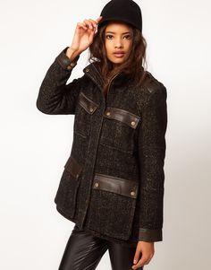 Tweed Pocket Jacket $131.55