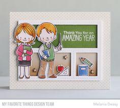 Teacher Appreciation Cards, Teacher Cards, Teacher Gifts, Love Stamps, Mft Stamps, Handmade Teachers Day Cards, Handmade Cards, Polka Dot Background, Crafts