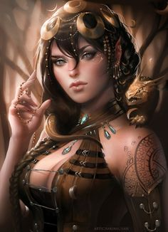 Royal Assassin - Sakimichan