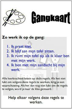 Gangkaart