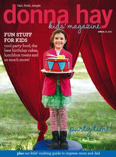 Kids' annual issue goes on sale every June.
