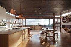 Queens Park Residence - Picture gallery #architecture #interiordesign #kitchen
