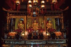 one of my most favorite sacred places, Temple at Big Buddha, Hong Kong