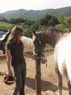 Freundschaft mit dem Pferd