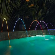 Pentair MagicStream Laminar lED Gray Lid Water Feature contemporary swimming pools and spas