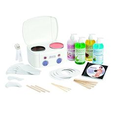 Looking for Satin Smooth Double Wax Warmer Kit ? Check out our picks for the Satin Smooth Double Wax Warmer Kit from the popular stores - all in one. Waxing Kit, Body Waxing, Spa Room Ideas Estheticians, Wax Warmer Kit, Esthetics Room, Calming Oils, Wax Hair Removal, Hair Wax, Wax Warmers