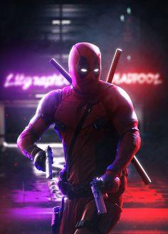 Deadpool by LitgraphiX