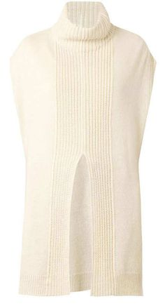 3.1 Phillip Lim sleeveless sweater with slit, $495 at Matches Fashion