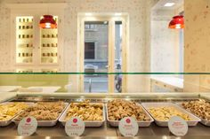 Savuré, pastificio da asporto e cucina aperta al pubblico, via Garibaldi