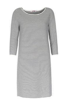 bloom Strickkleid mit Streifen bei myClassico - Premium Fashion Online Shop