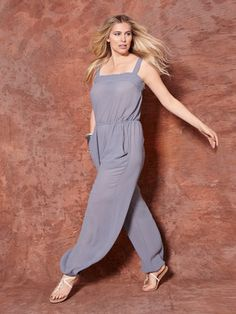 Overall - Jumpsuit plus size