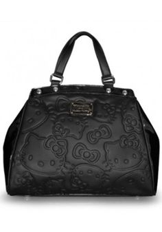 e4b5628ec4a3 Loungefly Hello Kitty Embossed Bow Face Print Bag - Bags - Accessories Hello  Kitty Handbags