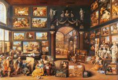 """Puzzle EDUCA """"Estudio de arte"""", 6.000 piezas."""