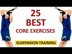 TRX / RIP60 Killer Core suspension training workout 5 (by Ultimate Pilates) - YouTube