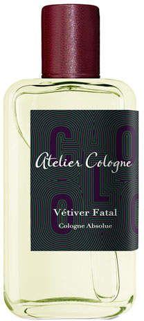 Atelier Cologne Vetiver Fatal Cologne Absolue, 3.3 oz./ 100 mL