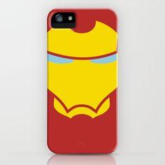 Iron Mask iPhone & iPod Case