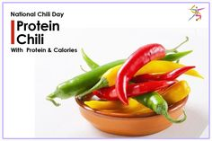 #NationalChiliDay with #ProteinChili with 15 grams protein and 100 calories. Ready in minutes.#Protein #calories #vitamin