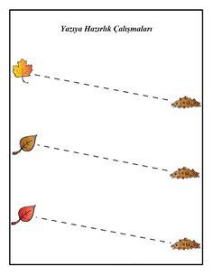 Bu sayfamızda sonbahar mevsimi konulu yaprak etkinlikleri bulunmaktadır.  Okul öncesi yapraklar yazıya hazırlık çalışması Okul öncesi yapraklar kesme çalışmaları Okul öncesi yapraklar boyut çalışması Yaprakhangisi farklı çalışmaları Okul öncesi yaprakeşleştirme çalışmaları Okul öncesi yaprakboyama çalışması Yaprakingilizce kelime çalışması Okul öncesi yapraklareşleştirme kartları Okul öncesi yapraklarpuzzle çalışması Yaprakpuzzle etkinlikleri Yaprak zar oyunu etkinliği Yaprak şekil…