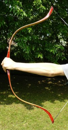 TURAN - Laminated Turkish bow
