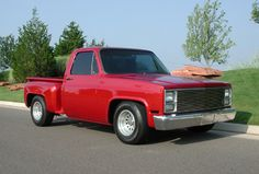 1984 Chevy C10 Stepside using a Western Chassis C-section kit http://westernchassisinc.com/2012/1984-chevy-c10-stepside-using-a-western-chassis-c-section-kit/