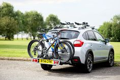 Our Weekend Camping Adventure with the Subaru XV. Best Bike Rack, 4x4, Camping, Adventure, Vehicles, Travel, Image, Autos, Wish