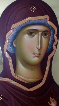 Religious Pictures, Religious Icons, Religious Art, Catholic Prayers, Catholic Saints, Byzantine Icons, Holy Mary, Orthodox Icons, Russian Art