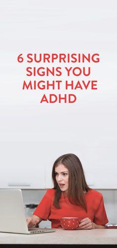 6 Surprising Signs You Might Have ADHD  .ambassador