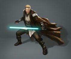 Human Jedi
